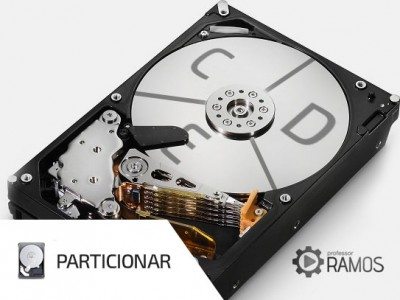 Criar e Redimensionar as Partições com Partition Magic e Paragon Partition