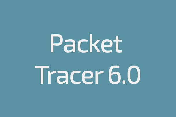 Packet Tracer 6.0