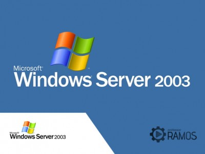 Windows 2003 Server – Criar Pasta Base