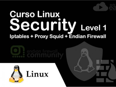 CURSO LINUX SECURITY LEVEL 1 – IPTABLES + SQUID + ENDIAN FIREWALL