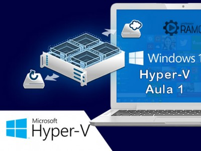 Virtualização – Instalando e usando o Hyper-V no Windows 10 Pro – VM 2012 Server R2