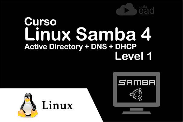 CURSO LINUX SAMBA 4 – LEVEL 1