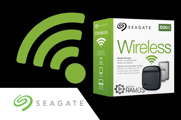 Seagate Wireless – Review + Tutorial PT-BR – HD sem fio
