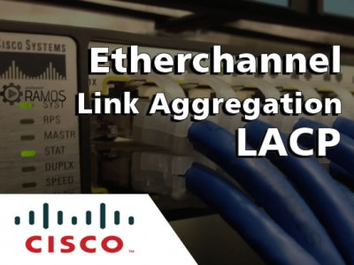 🔴 Packet Tracer CISCO CCNA – Etherchannel | Link Aggregation | LACP
