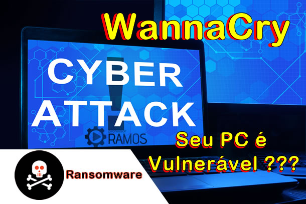 🔒Seu PC é vulnerável ao RansomWare WannaCry – ESET EternalBlue Vulnerability Checker 💀
