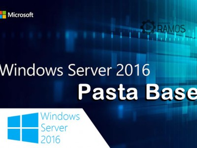 🔴  Administrando Windows Server 2016 |  Pasta Base com Segurança – www.aulaEAD.com