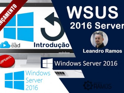 🔴 Administrando Windows Server 2016 | WSUS Introdução – Curso Completo http://aulaead.thinkific.com