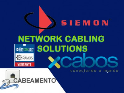⚡ Siemon NETWORK CABLING SOLUTIONS  🔘 NETCOM 2017