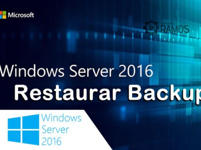  Windows Server 2016 | Como Recuperar um Backup – www.aulaEAD.com