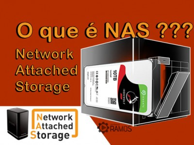 🚀 O que é NAS ? | Network Attached Storage