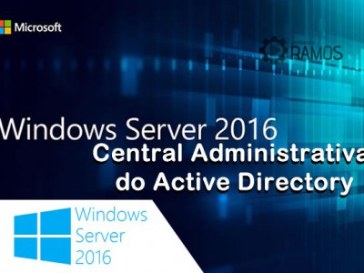  Windows Server 2016 | Active Directory Administrative Center