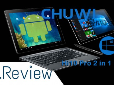 💥CHUWI Hi10 Pro o 2 em 1 Tablet PC com Android e Windows 10 🎯 Análise – Review